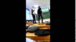 Когда одноклассники пошляки ...