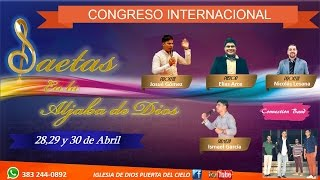 Congreso 2017 - Saetas en la Aljaba de Dios