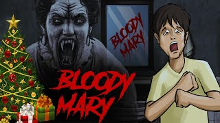 Bloody Mary Real Story | Horror Story In Hindi | KM E18 🔥🔥🔥