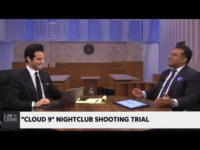 Vinoo Varghese on A&E's Law & Crime Network Sharing What NOT to Do During a Closing Argument