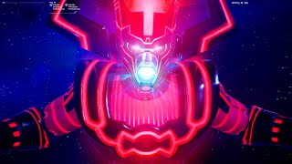 FORTNITE GALACTUS EVENTO COMPLETO