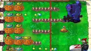 Plants vs. Zombies - Zombies HP Test