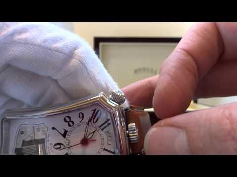 Reuge Boegli musical wristwatch Vivaldi