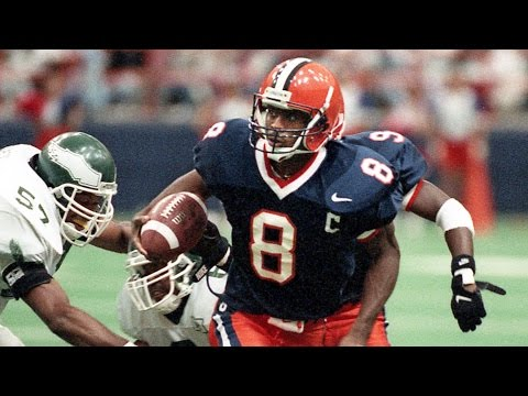 Marvin Harrison: Syracuse University top sports figures of all time