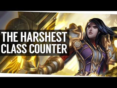 The Biggest Class Counter in World of Warcraft Legion Patch 7.0