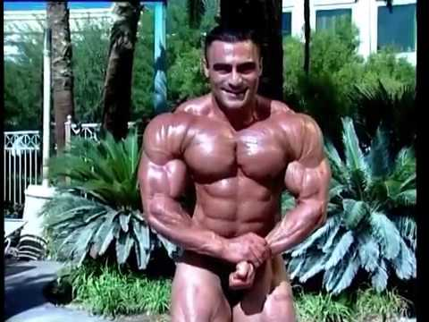 Ahmad Haidar - the best bodybuilder