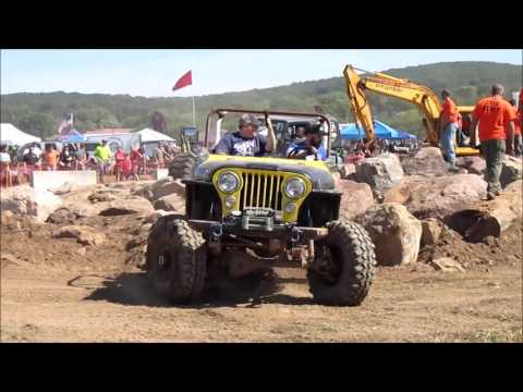 Great American Jeep Rally 2016