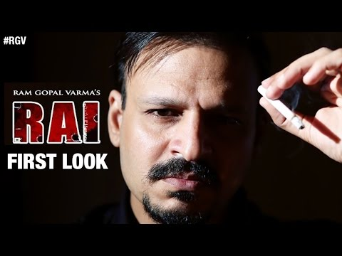 RGV's Rai Movie First Look | The Greatest Gangster Ever | Vivek Oberoi | Ram Gopal Varma