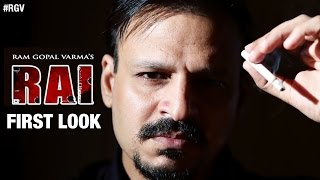 Rgv's rai movie first look, the greatest gangster ever ft vivek oberoi, directed by rgv and produced c r manohar. is being made based on mafia d...