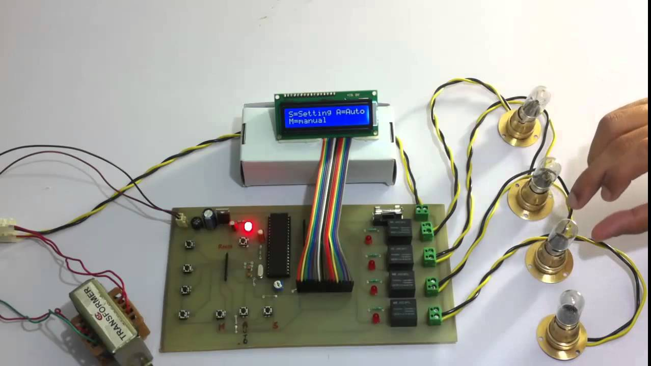 Industry Process Automation Using Programmable Switching Youtube Switches Automating The Switch In Any Circuit 8051