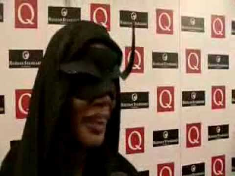 Q Awards 2008 - red carpet interviews