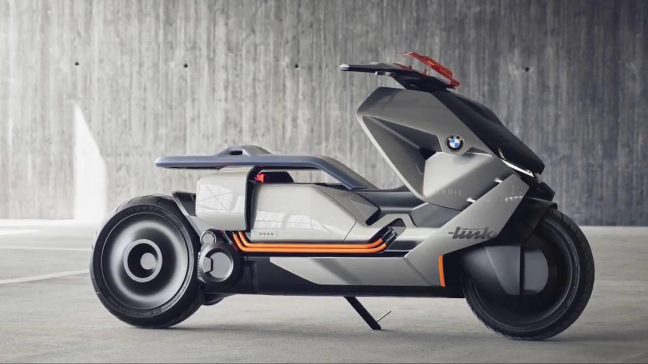 Futuristic Concepts Bmw Futuristic Bike Concept Youtube