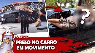 ROLÊ AMARRADO DO LADO DE FORA DO CARRO | CARTA MALDITA