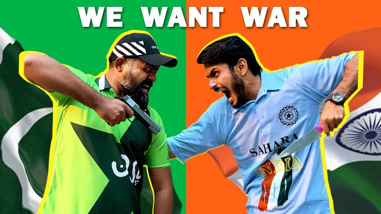 We Want War | Bekaar Films | Comedy Skit