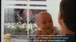 Bradford & Bingley Baby Break Mortgage Advert - 1995 (High Quality VHS Rip)