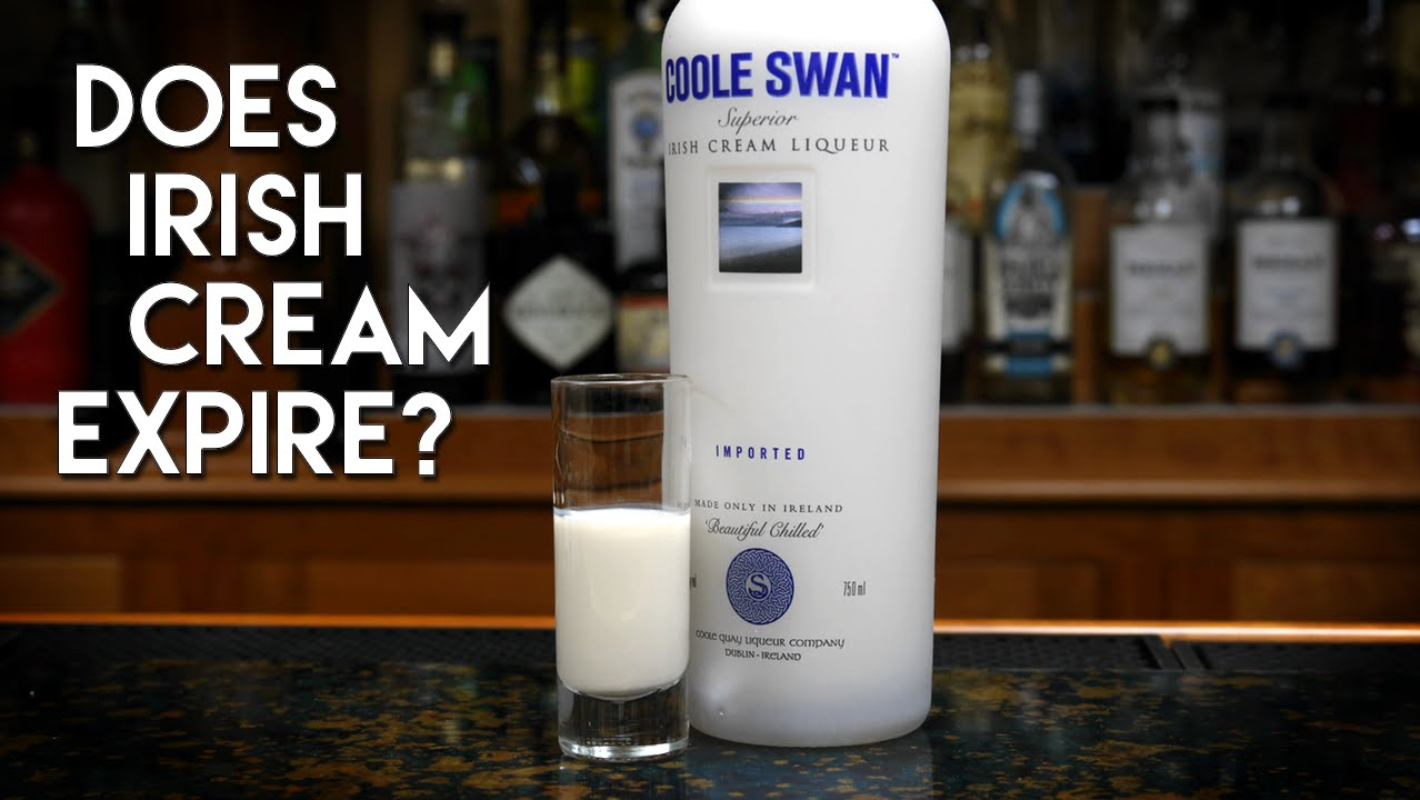 Does Irish Cream Expire and Go Bad? / The More You Know - YouTube