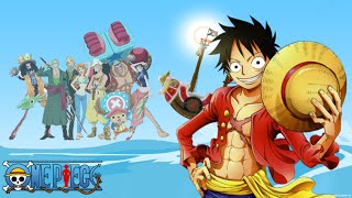 Repeat youtube video Top 10 Instrumental One Piece Battle Music
