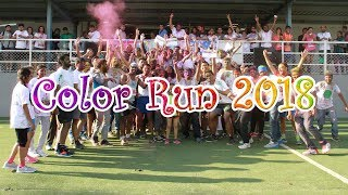 COLOR RUN 2018: Half-Marathon, 3K, 5K, 10K Run [Teaser] - Sportzify