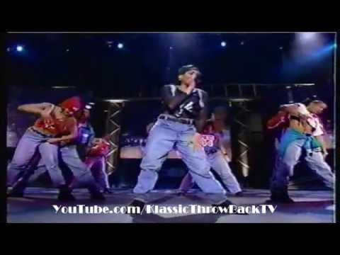 """Salt-n-Pepa - """"Shoop"""" Live (1994)"""