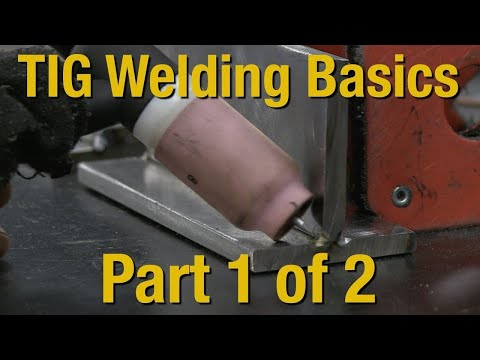 Welding Basics & How-To TIG Weld - Livestream Part 1 of 2 -
