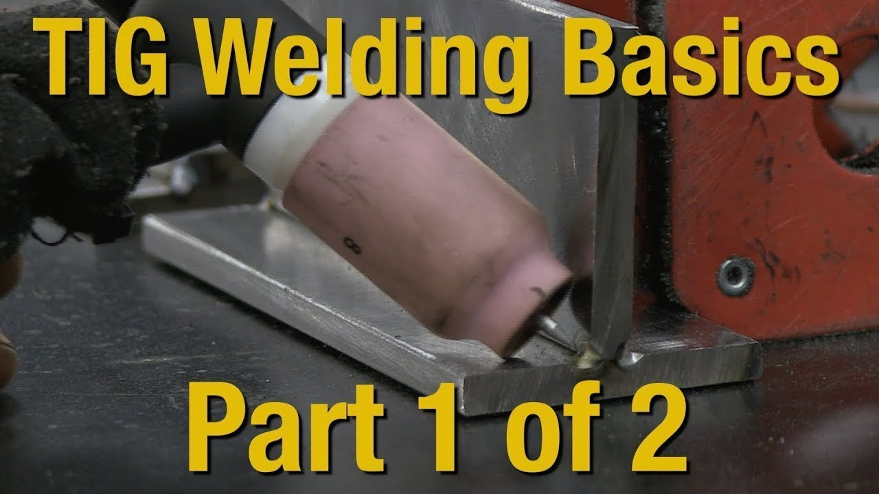 Download Welding Basics & How-To TIG Weld - Livestream Part 1 of 2 - Eastwood