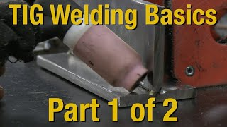 Welding Basics & How-To TIG Weld - Livestream Part 1 of 2 - Eastwood(Learn great TIG Welding Techniques in Part 1 of this 2 part video. Great for beginners and intermediate welders alike. Don't be scared of TIG welding. See how ..., 2014-07-01T20:37:54.000Z)