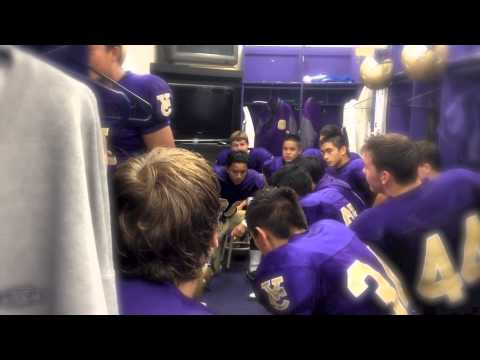 Vancouver College Football Pump Up