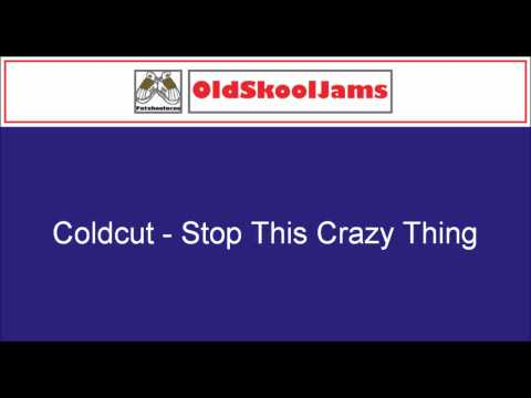"""Coldcut - Stop This Crazy Thing (12"""" Vinyl HQ)"""