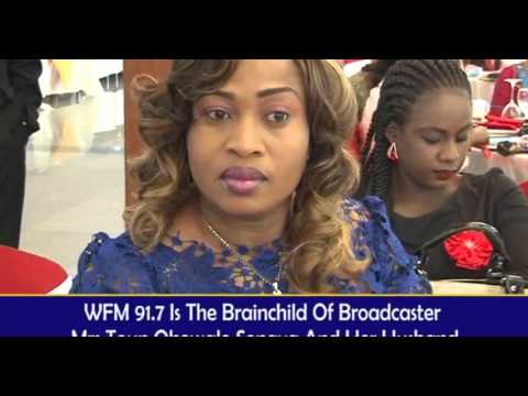 VOICE OF WOMEN RADIO STATION LAUNCHED IN LAGOS Mp3