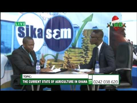 The Current State Of Agriculture In Ghana
