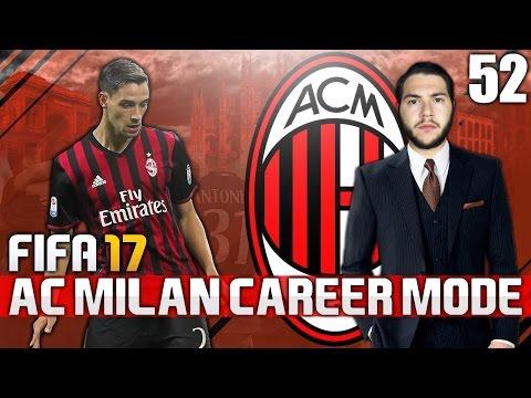 FIFA 17 | AC MILAN CAREER MODE | #52 | A REAL WAKE UP CALL!