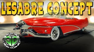 GM LeSabre Concept : Car Mechanic Simulator 2018 Gameplay : PC Lets Play