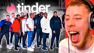 Reacting To The BEST SIDEMEN TINDER MOMENTS