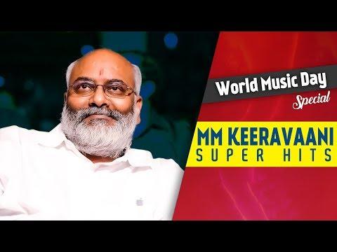 MM Keeravaani Super Hit Songs | Telugu Super hit Songs | World Music Day 2017