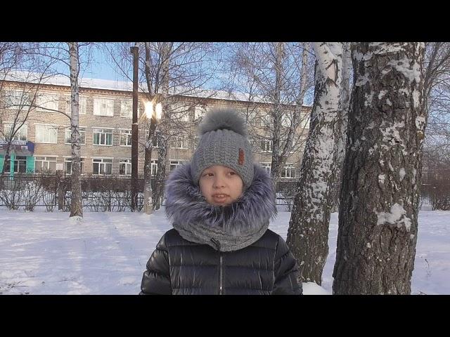 Изображение предпросмотра прочтения – КсенияГригорьева читает произведение «Весенние воды (Еще вполях белеет снег…)» Ф.И.Тютчева