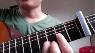 """Guitar hướng dẫn: Intro, đệm hát nâng cao """"Chỉ còn những mùa nhớ"""" - Bảo Trâm"""