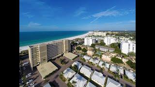 Siesta Key Stunning Beachfront Rental in Horizons West Unit 204