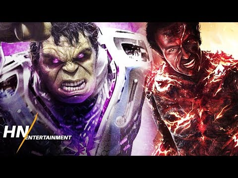 How Banner Becomes Professor Hulk in Avengers Endgame Theory EXPLAINED