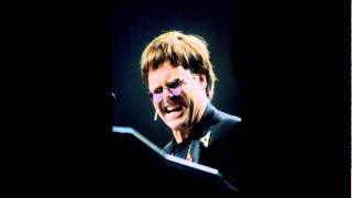 #4 - Philadelphia Freedom - Elton John - Live SOLO in Nashville 1992