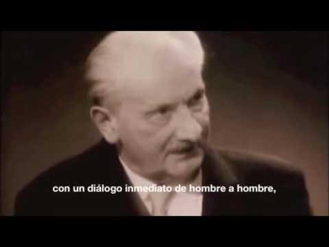 Martin Heidegger - del lenguaje a la transformación del ser