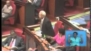 vuclip Lowassa aliposimamisha Hotuba ya Kikwete Bungeni wabunge wa CCM wampigia Makofi