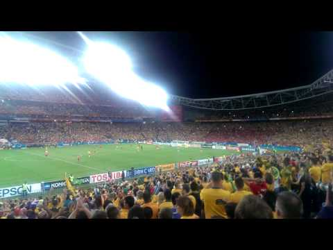 Asian Cup Final 2015- Whistle Blows!