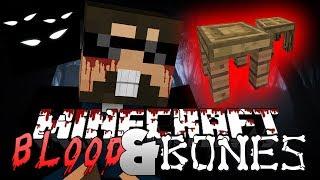 Repeat youtube video Minecraft FTB BLOOD AND BONES 1 - THIS IS HARD (Minecraft Mod Survival FTB)