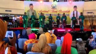 Festival Seni Qasidah Sulsel Asal Sengkang Wajo