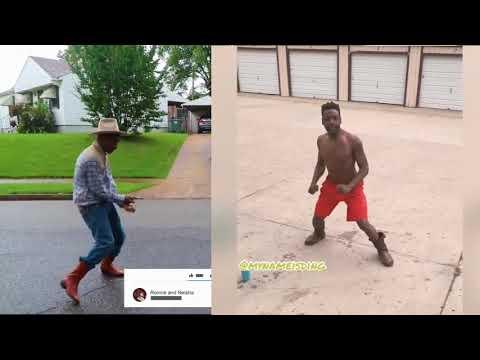 Blanco Brown – Git Up  (Viral Videos) VDJ MIKEYMIKE
