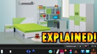 Modern City House Ecape Walkthrough, Room Escape by 123Bee Games