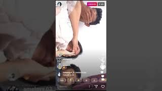 Lutfi Alamsyah Live instagram 18 03 18