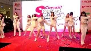 140719 GirLish cover SNSD - Galaxy Supernova+Mr.Mr.+I GOT A BOY+The Boys @S Cawaii! 2014 (Final)