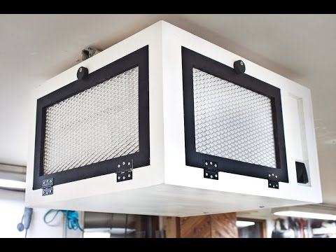 Air Filtration Unit for the Shop
