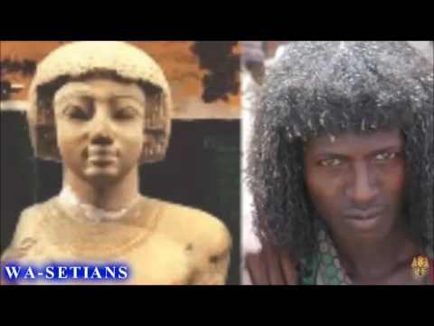 Africa:The Ancient Egyptians Were Not White OR Arab But Black Africans
